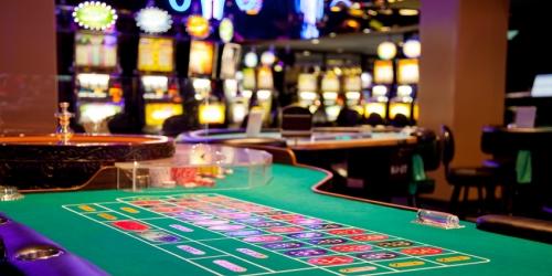 Arkansas Golf and Casinos
