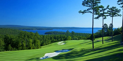 the alotian club - golf in roland, arkansas