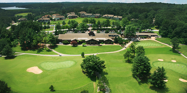 Bella Vista Village Golf Courses