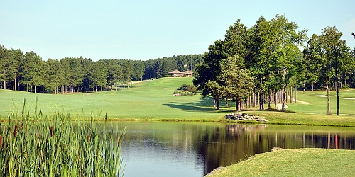 Isabella Golf Course