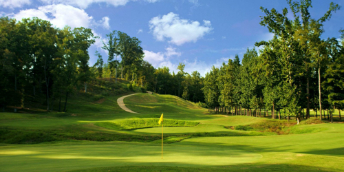 The Ridges at Village Creek Arkansas golf packages